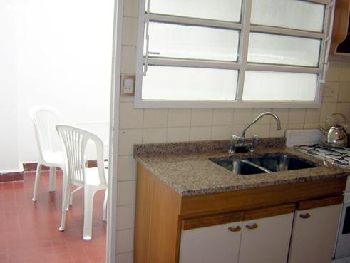 Kitchen And Patio