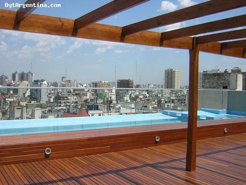 Terrace-solarium