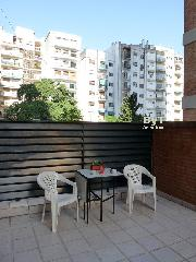 Balcony-terrace