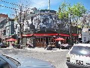 Las Cañitas Street
