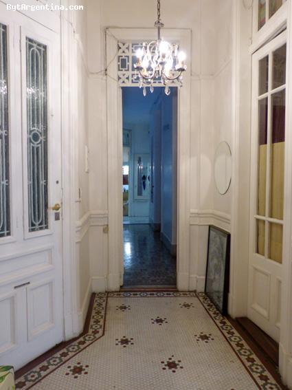 Hall Entrance