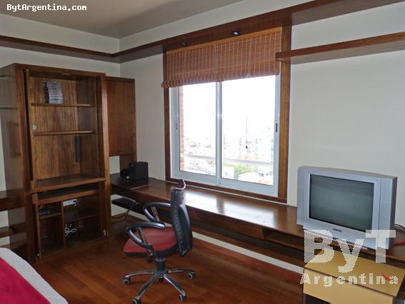 Bedroom, desk area