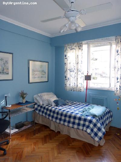 Bedroom Blue