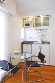 Dining Area & Kitchenette