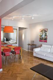 Budget apartment: Palermo, Buenos Aires, French and Billinghurst